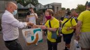 Colruyt Group Academy en partners schenken 50.000 mondmaskers aan Special Olympics Belgium