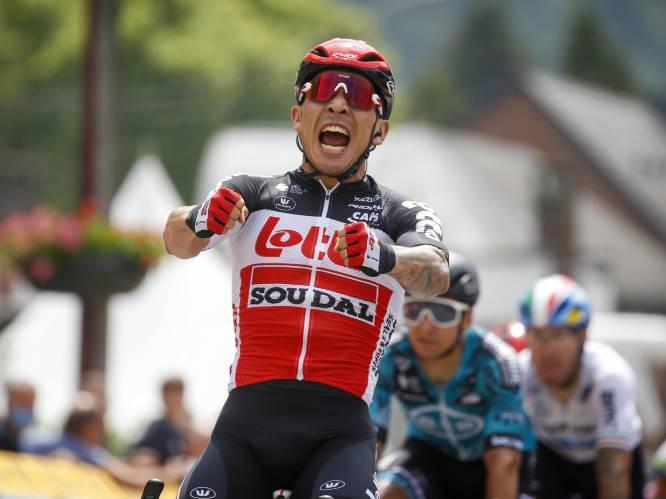 Ewan wint voor tweede dag op rij in Baloise Belgium Tour