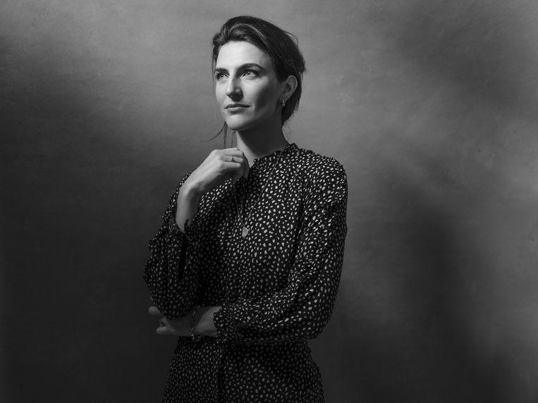 Anna Gimbrère: 'Ik hou van hoogte en van overzicht'.  Beeld Frank Ruiter