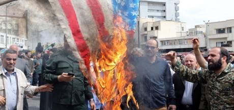 VS: Geen druppel olie meer uit Iran