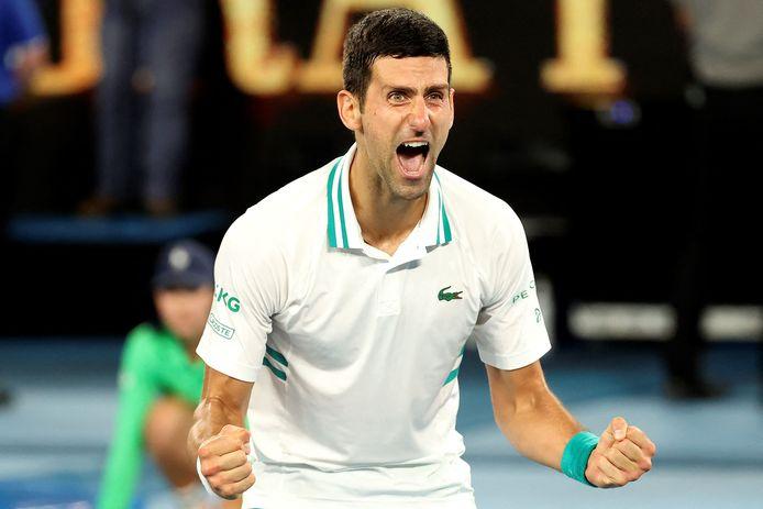 Novak Djokovic peut exulter: le Serbe a remporté son 9e Open d'Australie et son 18e titre en Grand Chelem. Il n'est plus qu'à deux longueurs de Roger Federer et Rafael Nadal, qui pointent tous les deux à 20 sacres.