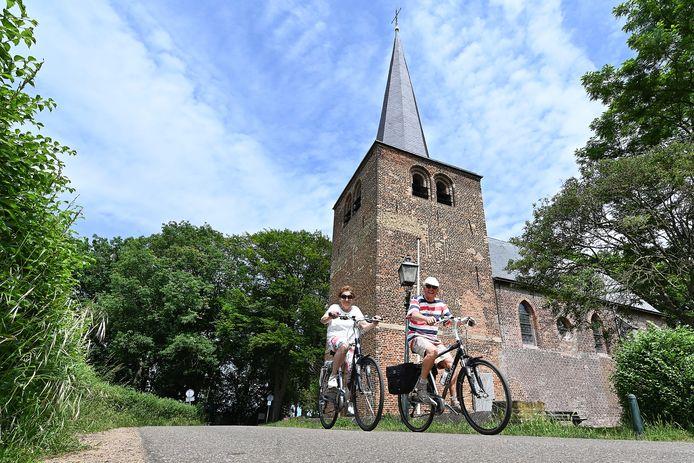 Het Vincentiuskerkje in Velp.