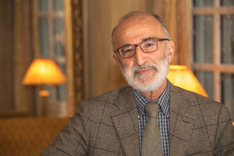 Auteur Giovanni Tesio. Beeld BELGAIMAGE