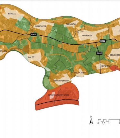 Zaltbommel maakt kaart: waar mogen windmolens en zonneprojecten komen?