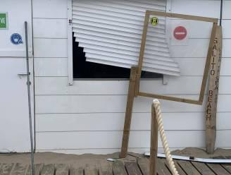 """Inbreker slaat toe bij vijf strandbars in Blankenberge: """"Dief liet papiertje met zijn naam achter"""""""