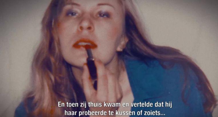 Jeugdfoto van Julia, het moordslachtoffer in 'Zaak van je leven'. Beeld WNL