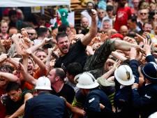 Vingt-cinq arrestations lors du 3e jour du Doudou