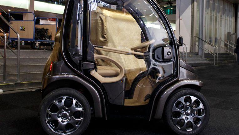 1. Birò's - Connies Creative Car Concept Beeld Carly Wollaert