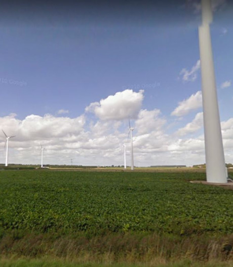 CDA Borsele beducht voor Kapelse windmolens