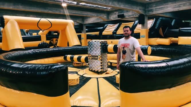 """Jumpsky, grootste trampolinepark van de Benelux opent in du Parc: """"Boekingen voor verjaardagsfeestjes lopen vlot binnen"""""""