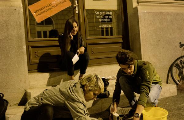 Gastcolumn: 'In **Hongarije** gebeurt er vrijwel iedere dag iets dat tot **treurnis** stemt'