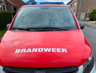 Even vrees voor woningbrand in Zuidstraat