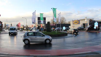 Rotonde Zonnestraat en César Snoecklaan staat op lijst met zwarte kruispunten