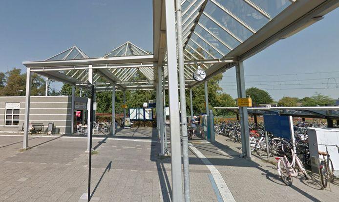 Het station in Leerdam.