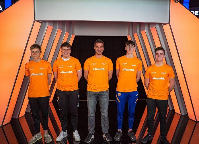 Het Nederlandse Rocket League-team eTeamNL komt morgen in actie tijdens de kwalificatierondes van de Intel World Open, het esportstoernooi van de Olympische Spelen.