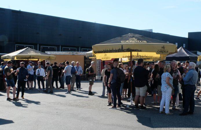 Eerste editie van het Barrel Boutique Festival