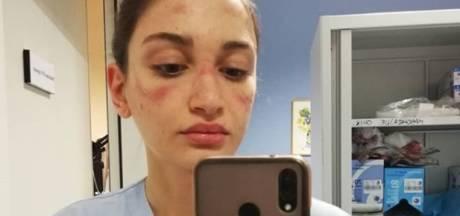 Uitgeputte verpleegster ontroert met aangrijpende foto op Instagram: 'Ik ben bang'