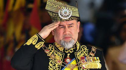 """""""Beschermt of besteelt hij zijn volk?"""": sultan van Maleisië zet kwaad bloed met horloge van 500.000 euro"""