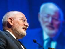 Frans Timmermans roept Europa vanuit Arnhem op tot 'leugens tegenspreken'