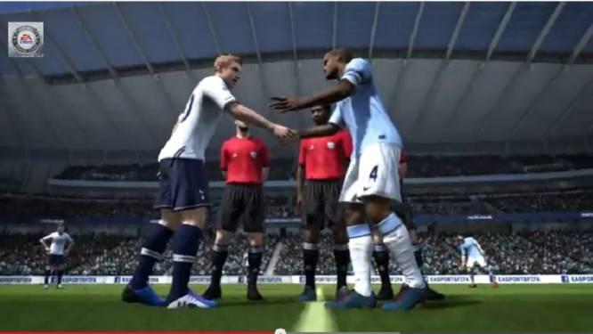 Rode Duivels sieren trailer FIFA 14