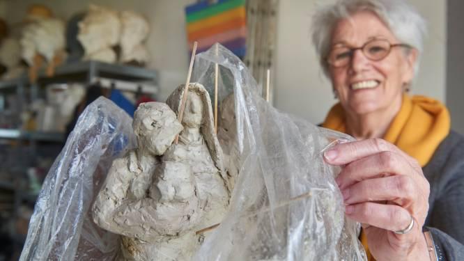 Historie van klooster Nazareth Ravenstein als uitgangspunt voor kunstwerk Betsy Schepers-van Loon