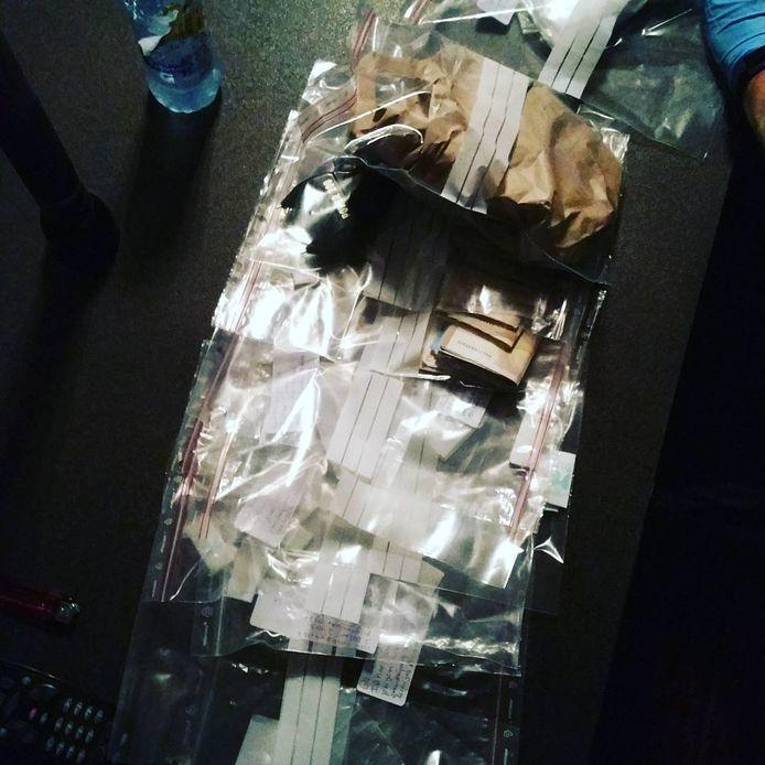 Drugs aangetroffen bij 76-jarige drugsdealer in Nijmegen.