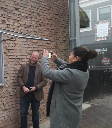 Joop Sars heeft 2,5 jaar na zijn dood al zijn eigen plein in Doetinchem