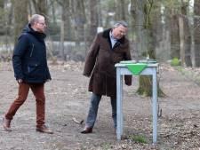 Gedichtenroutes Heeze-Leende leiden wandelaars en fietsers lang allerlei 'markante' plekjes
