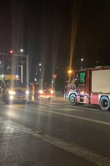 Man springt kanaal in tijdens politieachtervolging in Veenendaal