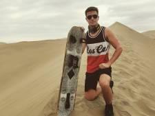 Vughtenaar Mike (21) zit in verplichte quarantaine in hotel in Peru: 'Alsof je gevangen zit'
