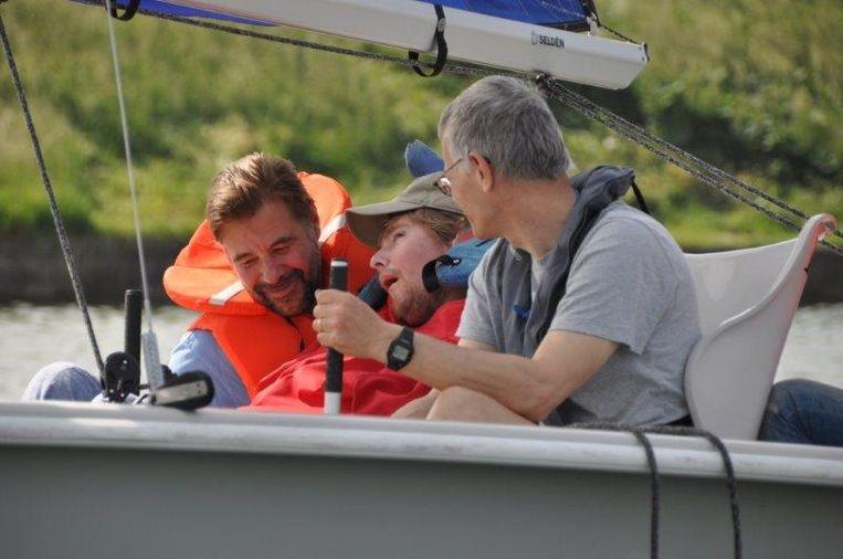 Ook Sailability Vlaanderen vzw doet mee. Zij zorgen ervoor dat de zeilsport toegankelijk is voor mensen met een beperking.