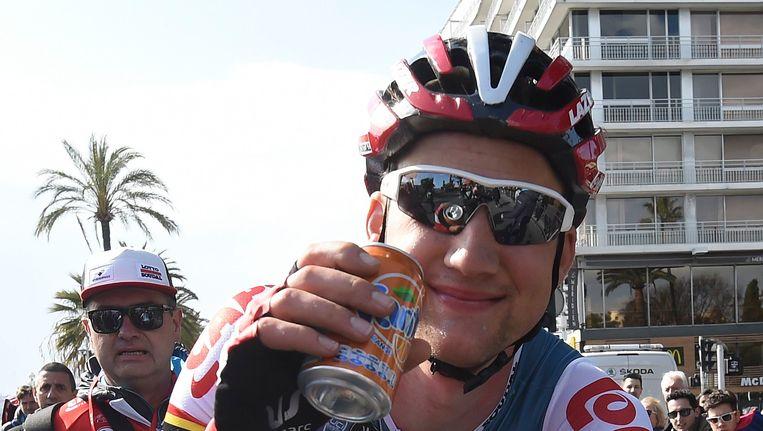 Tim Wellens is een van de speerpunten van Lotto-Soudal voor Milaan-Sanremo Beeld Photo News
