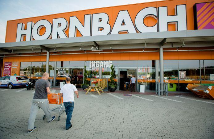 Hornbach gaat voor de uiterste mogelijkheden in Ressen.