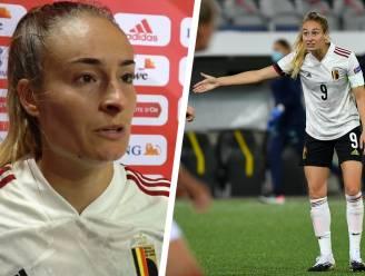 """Winnares in Tessa Wullaert kwam boven tijdens emotioneel interview, entourage keek niet vreemd op: """"Een pure reactie"""""""