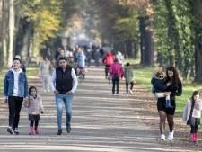 Alleen fietsen en wandelen is populair in Almelo