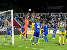 Ploeterend Feyenoord snakt ook in Kosovo naar een afmaker