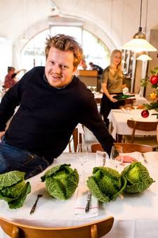 Opluchting bij chefkok Jim de Jong: vanavond weer open