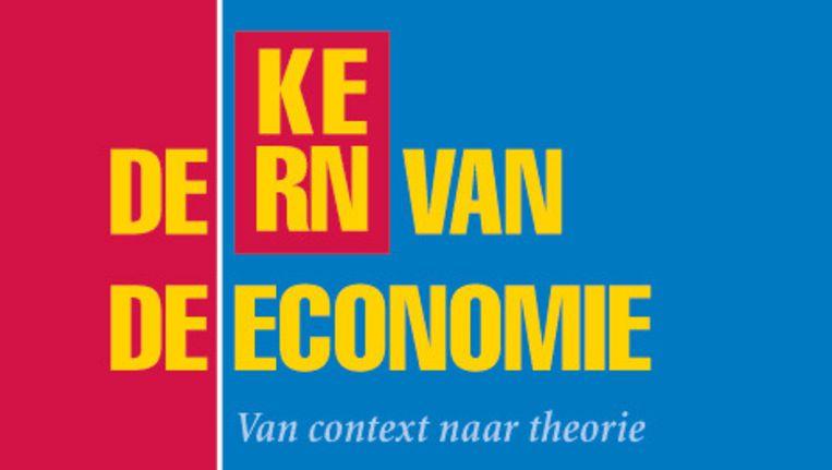 Een oude uitgave van De Kern van de Economie Beeld