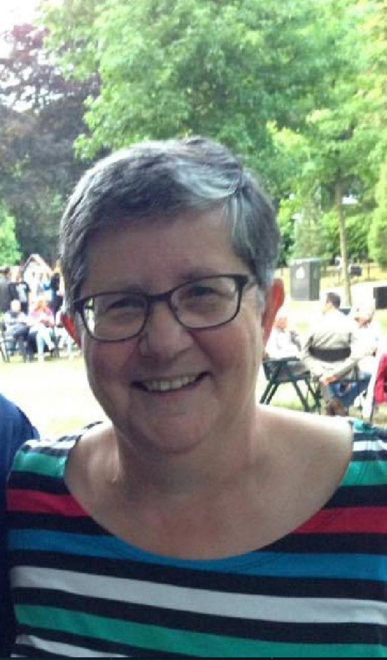 ACOD-secretaris Karin Van Hoffelen.