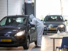 Coronacijfers in Veenendaal lopen snel op: 'Dat komt door de snelteststraat'