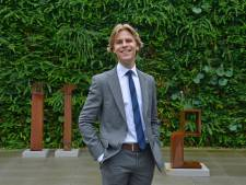 Jongere volksvertegenwoordigers dan Jeroen (19) uit Breda vind je niet: 'Ik wil mijn generatie een stem geven'