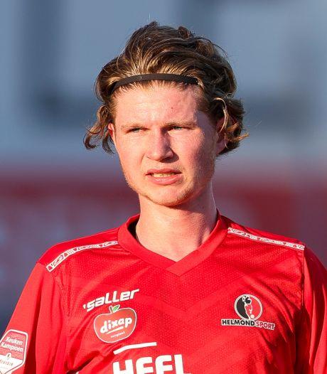 Voormalig Anderlecht-talent bloeit op in Helmond: 'Hoop dat ze me hier nog vaak zullen zien'