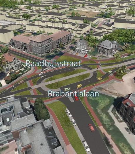 Eerste stap naar rustige doorgaande wegen in Aalst en Waalre-dorp is gezet