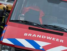 Uitslaande brand bij bedrijf in Someren