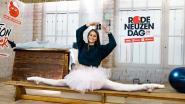 FOTOREEKS. Steun de Rode Neuzen Dag met de perfecte split: bezoekers Wijnegem Shopping Center tonen hoe het moet