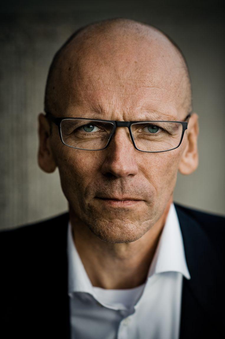 Ignace Van Doorselaere, CEO van chocolademaker Neuhaus: