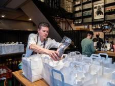 Digitale kookworkshop van restaurant Diels in Wageningen: zeventig keer zeebaars op tafel