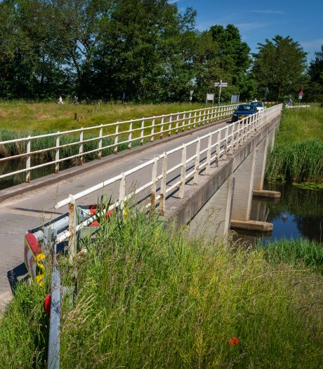 Negen van de twaalf betonbruggen in Vught 'verhoogd risico voor weggebruikers'