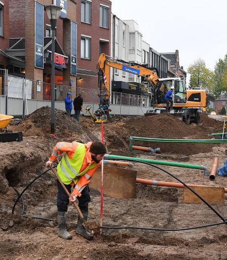 Herstart van renovatie Maasstraat Cuijk zonder risico op archeologische vondsten