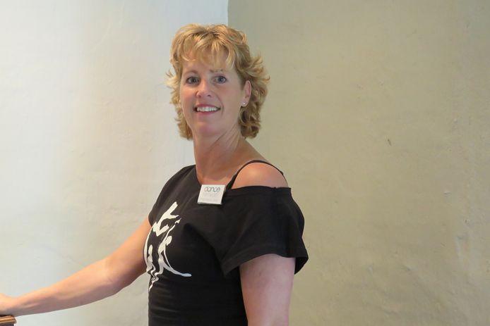 Dansdocente Berdy Maertens-Stoof is verrast door de resultaten van Dance for Health.